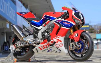 Η Honda θέλει νίκη στον 8ωρο της Suzuka με την CBR1000RRW