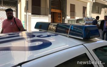 Επίθεση με μαχαίρι και οξύ κατά αστυνομικών στον Άγιο Παντελεήμονα