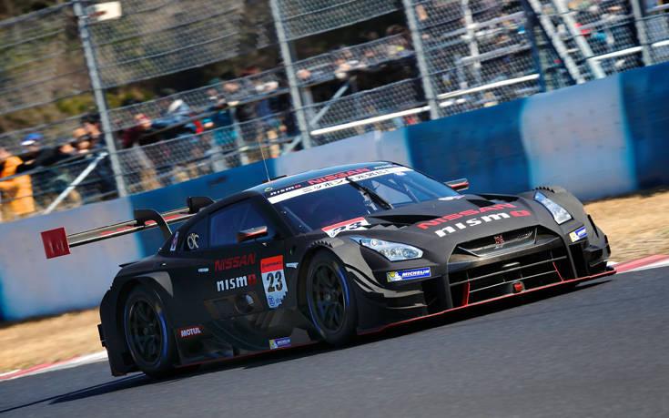 Η Nissan «κυνηγάει» τίτλο στα Super GT