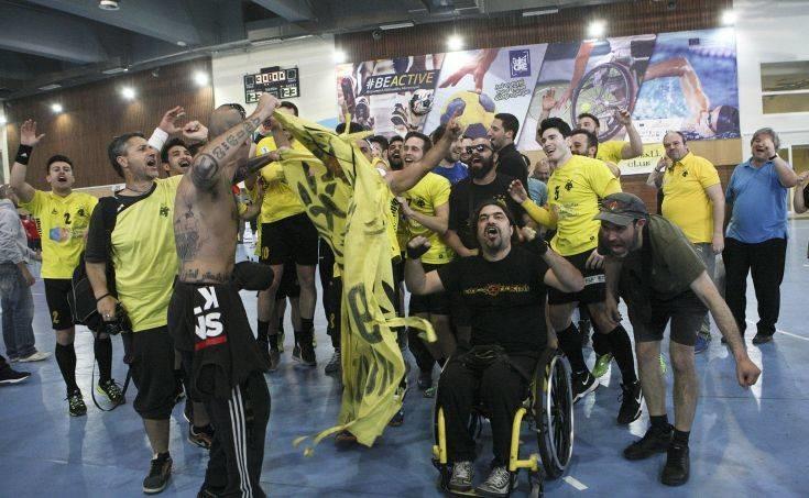 Στον τελικό του Challenge Cup η ΑΕΚ