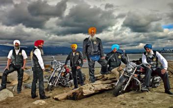Οι θρησκευτικές ελευθερίες των Σιχ και τα ασφάλιστρα μοτοσικλετών