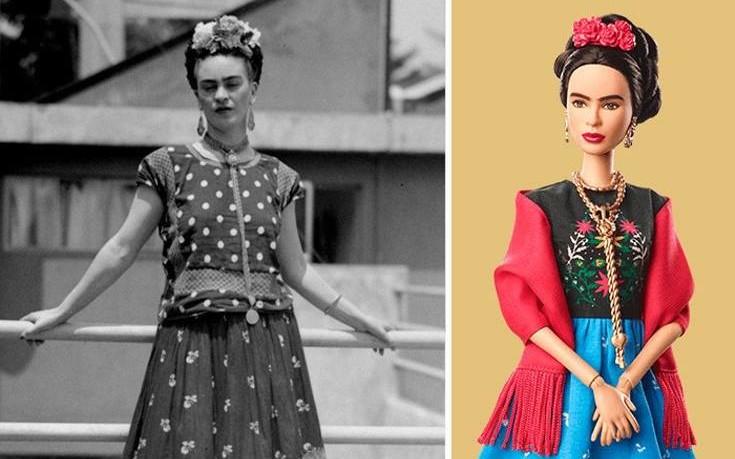 Δικαστής στο Μεξικό απαγόρευσε την Barbie «Φρίντα Κάλο»
