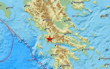 Σεισμός στο Αγρίνιο