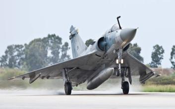 Αυτά είναι τα μαχητικά Mirage 2000-5 της Ελληνικής Πολεμικής Αεροπορίας