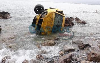 Σοκάρουν οι φωτογραφίες από το ατύχημα στη Μικρή Μαντίνεια