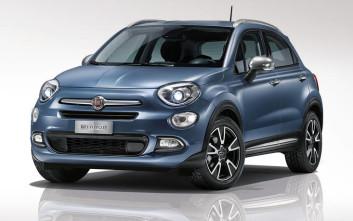 Το νέο Fiat 500X Mirror με τον πιο πλούσιο εξοπλισμό σε standard τιμή