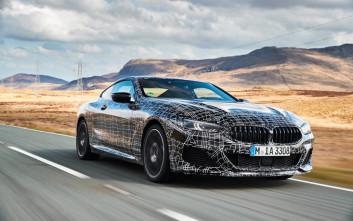 Μία ανάσα πριν την παραγωγή η BMW Σειρά 8 Coupe