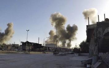 Επιβεβαίωσε ο Νετανιάχου τους βομβαρδισμούς στη νότια Συρία
