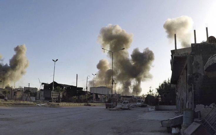 Αιματηρή έκρηξη σε πόλη προπύργιο του Άσαντ στη Συρία