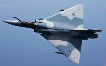 Αύριο η ανέλκυση του Mirage 2000 που έπεσε στη Σκύρο