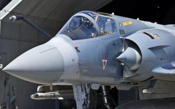 Mirage 2000 έπεσε και πριν ένα χρόνο στις Σποράδες