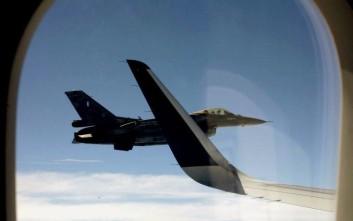 Έπεσε η υπογραφή για την αναβάθμιση των 85 αεροσκαφών F-16