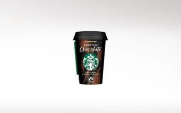 Νέο κρύο ρόφημα Starbucks RTD για τους λάτρεις της σοκολάτας
