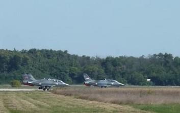 Συντριβή στρατιωτικού αεροπλάνου στην Σερβία