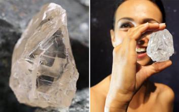 Γιατί τελευταία εμφανίζονται τόσα πολλά γιγαντιαία διαμάντια