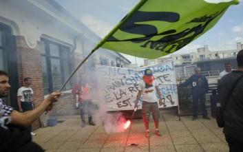 Η αστυνομία διέλυσε την κατάληψη του πανεπιστημίου Μονπελιέ