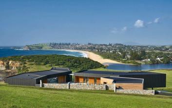 Το εντυπωσιακό σπίτι στις αυστραλιανές ακτές