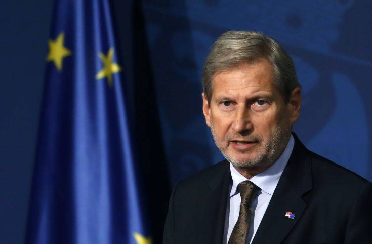 «Όχι» από τον Χαν σε οικονομική βοήθεια της Ε.Ε. στην Τουρκία
