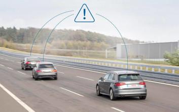 Όταν τα οχήματα θα επικοινωνούν με τα πάντα