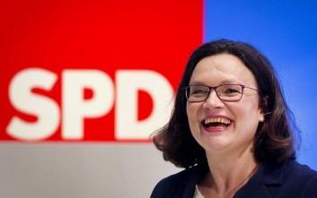 Οι Γερμανοί Σοσιαλδημοκράτες «στρίβουν» αριστερά