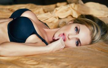 Η ξανθιά φαντασίωση από την Ουκρανία