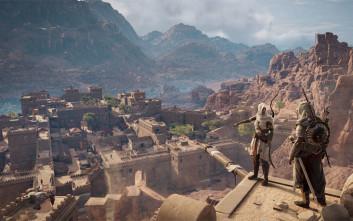 Το νέο «Assassin's Creed» μπορεί να έχει άρωμα αρχαίας Ελλάδας