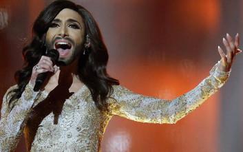 Η Κοντσίτα αποκάλυψε ότι είναι φορέας του AIDS