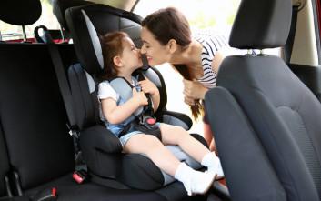 Τι πρέπει να προσέξετε όταν έχετε παιδί στο αυτοκίνητο