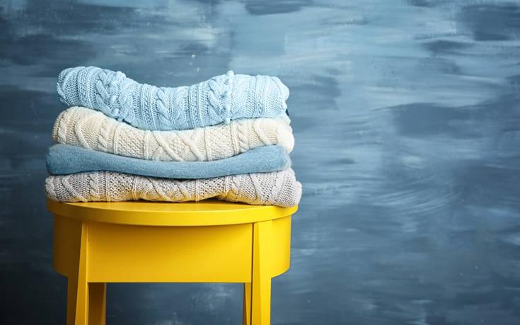 Τρεις βασικές συμβουλές για την αποθήκευση των χειμωνιάτικων ρούχων
