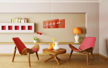 Πέντε ιδέες για να διακοσμήσεις το σπίτι σου σε ρετρό στυλ