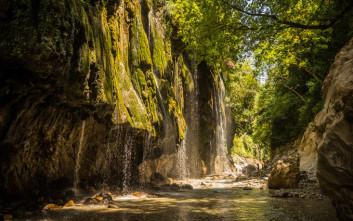 Ένα τοπίο συγκλονιστικού φυσικού κάλλους στην Ευρυτανία
