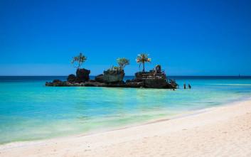 Νησί των Φιλιππίνων δεν θα δέχεται τουρίστες για έξι μήνες