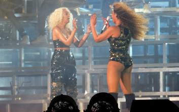 Κάτι δεν πήγε καλά στη χορογραφία της Μπιγιονσέ με την αδερφή της