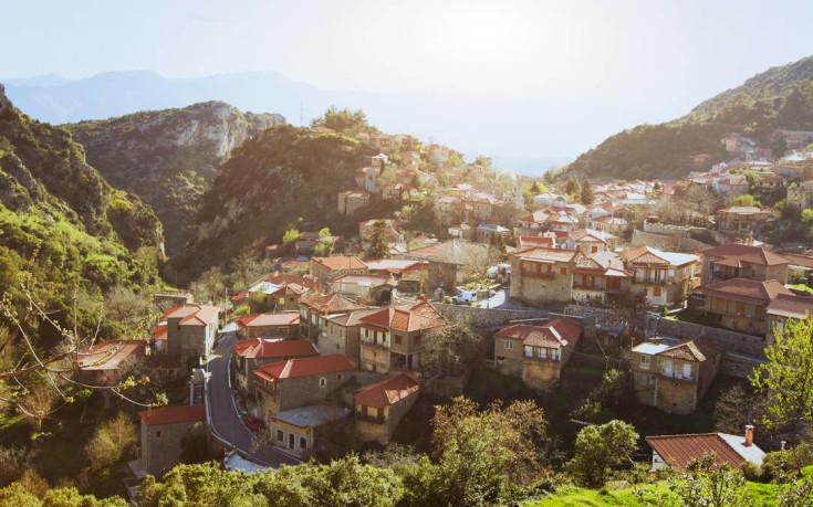 Στεμνίτσα, η «χωριατοπούλα του Μοριά»