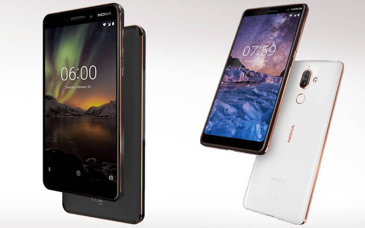 Nokia 7 Plus και νέο Nokia 6, τα smartphones που μπορείτε να εμπιστεύεστε