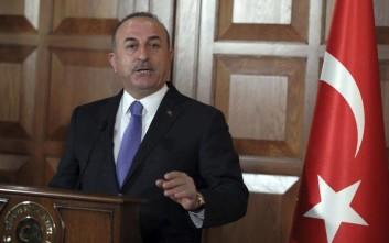 Τσαβούσογλου: Να διοχετευτούν οι υδρογονάνθρακες μέσω Τουρκίας
