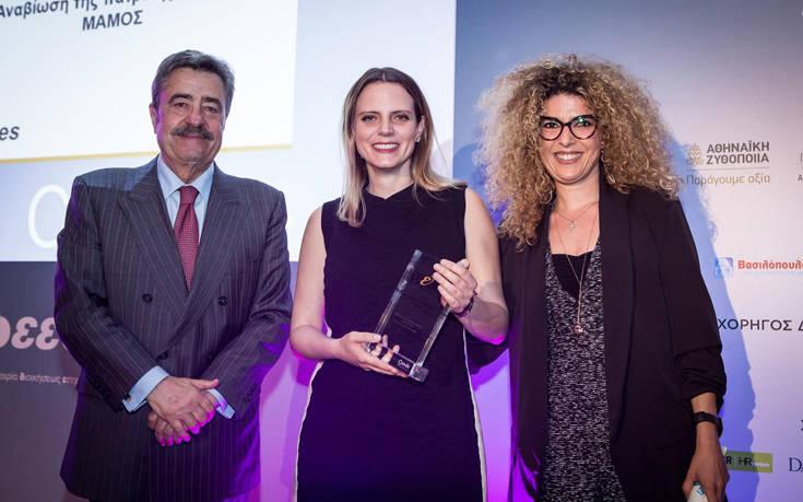 Διάκριση της Αθηναϊκής Ζυθοποιίας στα φετινά Corporate Affairs Excellence Awards
