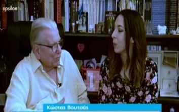 Ο Κώστας Βουτσάς και η ιστορία με τη σύζυγο βαθύπλουτου εφοπλιστή