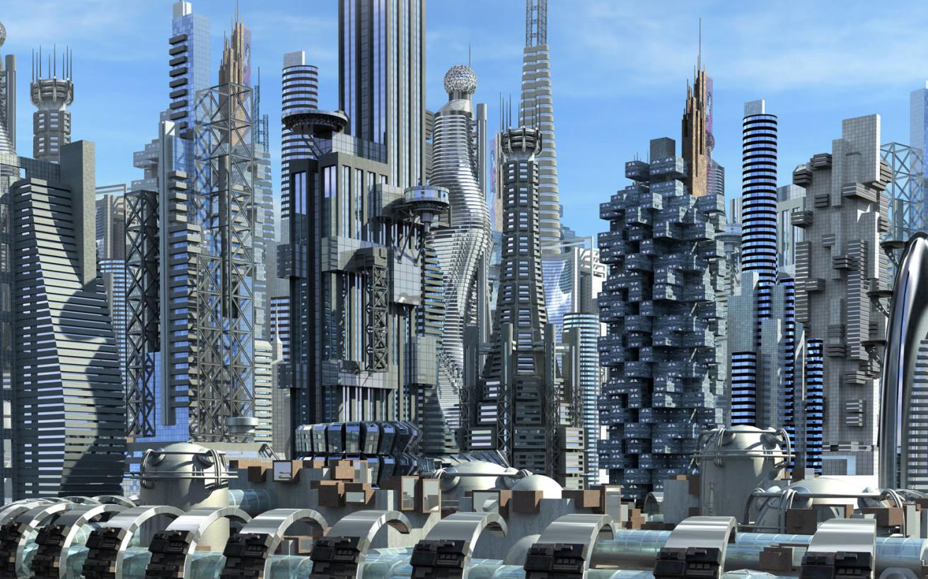 Αποτέλεσμα εικόνας για Οι αυτοματοποιημένες πόλεις του μέλλοντος και πώς μοιάζουν… ήδη