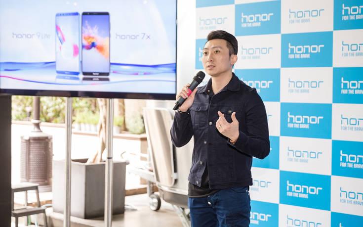 Τα νέα innovative κινητά Honor 9 Lite και Honor 7X έρχονται και στην Ελλάδα