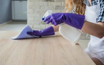 Τα λάθη καθαρισμού που κάνουν το σπίτι… πιο βρώμικο