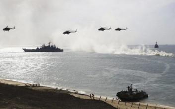 Εντολή Πούτιν για ετοιμότητα του στόλου στη Μεσόγειο