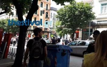 Ένταση στην πορεία του 2ου Αυτοοργανωμένου Pride στη Θεσσαλονίκη