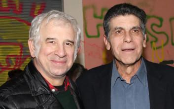 Πέτρος Φιλιππίδης και Γιάννης Μπέζος 20 χρόνια πριν