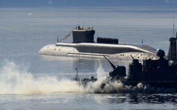 Η Ρωσία θα κατασκευάσει έξι ακόμη πυρηνικά στρατηγικά υποβρύχια