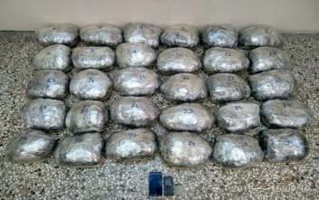Χειροπέδες σε έμπορο ναρκωτικών στην Κοζάνη