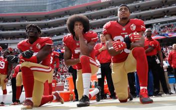 «Όσοι παίκτες μποϊκοτάρουν τον εθνικό ύμνο δε θα έπρεπε να είναι στην Αμερική»