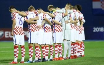 Καμία έκπληξη στους 24 της Κροατίας για το Μουντιάλ