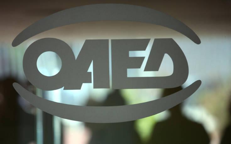 Προσωρινά αποτελέσματα για 30.333 θέσεις πλήρους απασχόλησης από τον ΟΑΕΔ