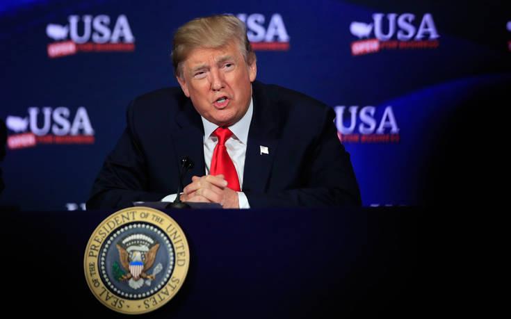 Τραμπ: Η εμπορική συμφωνία ΗΠΑ – Κίνας χρειάζεται διαφορετική δομή